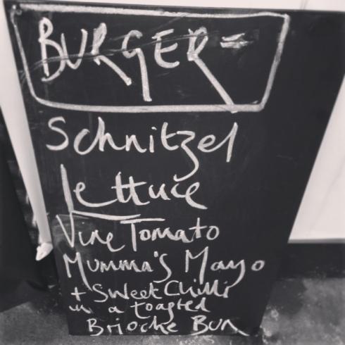 mumma's menu