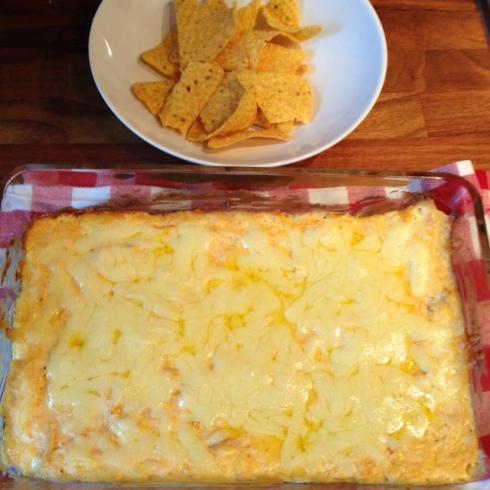 after bake