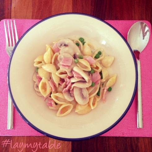 Comfort Food Pasta
